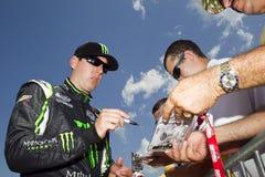 NASCAR:  Jul 06 Kyle Busch Stock Image