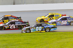 NASCAR:  Jul 09 Quaker State 400 Stock Image