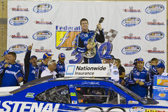 NASCAR:  Jul 23 Federated Auto Parts 300 Stock Image