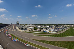 NASCAR:  Jul 31 Brickyard 400 Stock Image