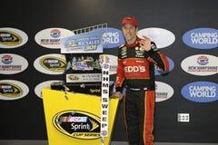 NASCAR:  Jul 13 Camping World RV Sales 301 Royalty Free Stock Photography