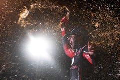 NASCAR:  Jul 23 1800CarCash Mudsummer Classic Royalty Free Stock Image