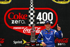 NASCAR:  Jul 06 Coke Zero 400 Royalty Free Stock Images