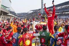 NASCAR: Jul 24 Zwalcza Ranną koalicję 400 Fotografia Royalty Free