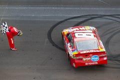 NASCAR: Jul 24 Zwalcza Ranną koalicję 400 Obraz Royalty Free