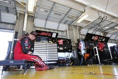 NASCAR: Juli 12 Alsco 300 fotografering för bildbyråer