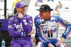 NASCAR: 22 juli Brantley Gilbert Big Machine Brickyard 400 stock afbeeldingen