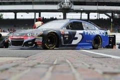 NASCAR: Juli 22 Brantley Gilbert Big Machine Brickyard 400 Arkivbilder