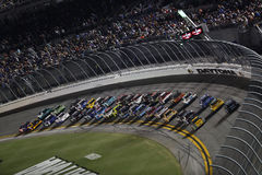 NASCAR: 01 juli Cokes Nul 400 Royalty-vrije Stock Afbeelding