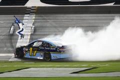 NASCAR: 01 juli Cokes Nul Winnaar 400 Stock Fotografie