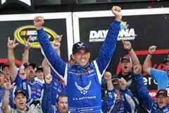 NASCAR: Juli 06 cola noll 400 Royaltyfri Bild