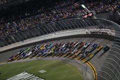 NASCAR: Juli 01 cola noll 400 Royaltyfri Bild
