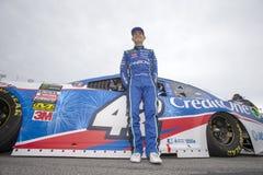 NASCAR: Juli 06 colanollsocker 400 Royaltyfri Bild