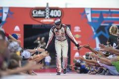 NASCAR: Juli 07 colanollsocker 400 Royaltyfri Foto