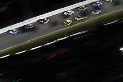 NASCAR: Juli 07 colanollsocker 400 Royaltyfri Bild