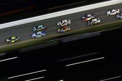 NASCAR: Juli 07 colanollsocker 400 Royaltyfri Fotografi