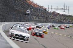 NASCAR: 28 juli de V.S. Cellulaire 250 stock afbeelding
