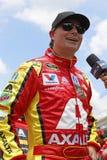 NASCAR: 23 juli Gevecht Gewonde Coalitie 400 Stock Afbeelding