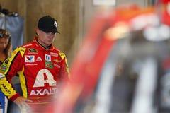 NASCAR: 22 juli Gevecht Gewonde Coalitie 400 Stock Afbeelding