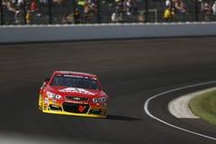 NASCAR: Am 24. Juli Kampf-verletzte Koalition 400 Stockfoto