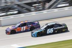 NASCAR: Juli 01 Overton ` s 400 Arkivfoto