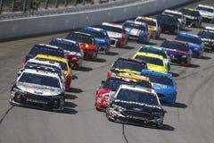NASCAR: Juli 01 Overton ` s 400 Fotografering för Bildbyråer