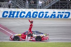NASCAR: 01 juli Overton ` s 400 Stock Foto