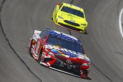 NASCAR: 01 juli Overton ` s 400 Stock Afbeeldingen