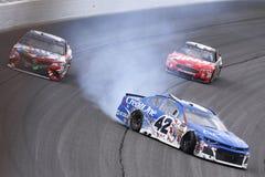 NASCAR: Juli 01 Overton ` s 400 Royaltyfria Foton