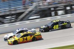 NASCAR: 01 juli Overton ` s 400 Royalty-vrije Stock Fotografie