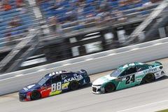 NASCAR: Juli 01 Overton ` s 400 Royaltyfri Bild