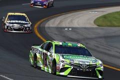 NASCAR: 16 juli Overton ` s 301 Royalty-vrije Stock Foto's