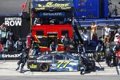 NASCAR: Juli 30 Overton ` s 400 Royaltyfria Foton