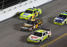 NASCAR:  July 04 Coke Zero 400 Royalty Free Stock Photos