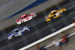 NASCAR: July 16 Overton`s 301 Royalty Free Stock Image