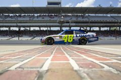 NASCAR:  JULY 23 Brickyard 400 Royalty Free Stock Photos