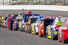 NASCAR:  JULY 24 Brickyard 400 Stock Photography