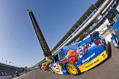 NASCAR:  JULY 24 Brickyard 400 Stock Image