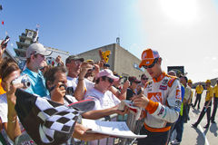 NASCAR:  JULY 24 Brickyard 400 Royalty Free Stock Photo