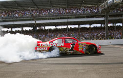 NASCAR:  JULY 25 Brickyard 400 Stock Photo