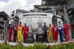 NASCAR:  JULY 25 Brickyard 400 Stock Photos