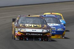 NASCAR:  JULY 25 Brickyard 400 Stock Photography