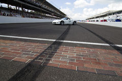 NASCAR: JULY 25 Brickyard 400 royalty free stock image