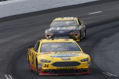 NASCAR: July 22 Foxwoods Resort Casino 301 royalty free stock photo