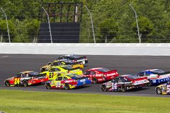 NASCAR:  Jun 10 Pocono 400 Stock Image