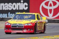 NASCAR:  Jun 24 Kurt Busch (22) Royalty Free Stock Image