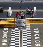 NASCAR:  Jun 26 Toyota/Save Mart 350 Royalty Free Stock Photos