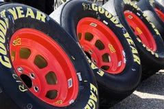 NASCAR: June 12 LifeLock 400 royalty free stock photos