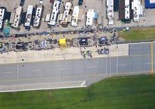 NASCAR: June 14 Lifelock 400 royalty free stock image
