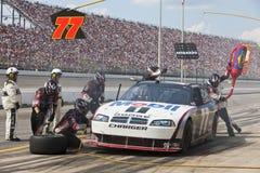NASCAR: June 14 Lifelock 400 stock photos